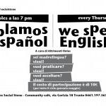 CONVERSAZIONI in INGLESE, SPAGNOLO, TEDESCO e FRANCESE
